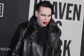 Marilyn Manson Sued for Sexual Assault and Human Trafficking by Ashley Morgan Smithline