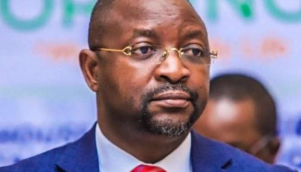Minister asks NFF to call Super Eagles boss to order