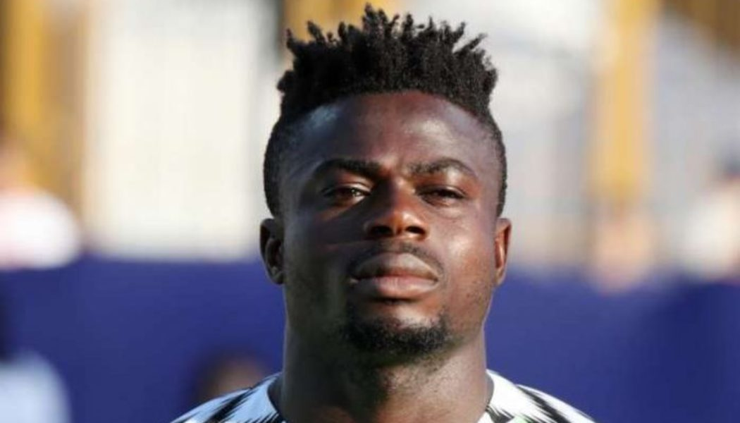 Moses Simon: Super Eagles ready for Cameroon