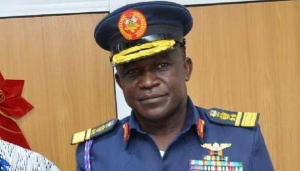 NAF chief: Armed forces committed to end insecurity