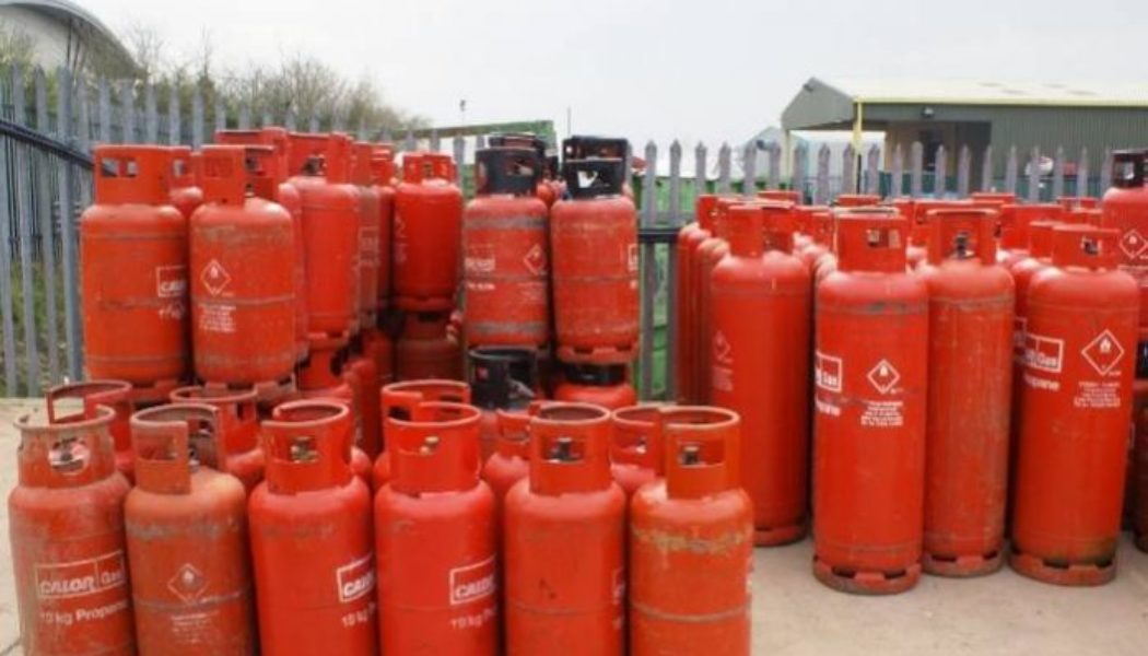 Nigerian government says no immediate plan to ban cylinder imports