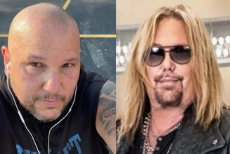 NONPOINT Drummer Hopes VINCE NEIL 'Gets It Together' In Time For MÖTLEY CRÜE's 2022 Tour
