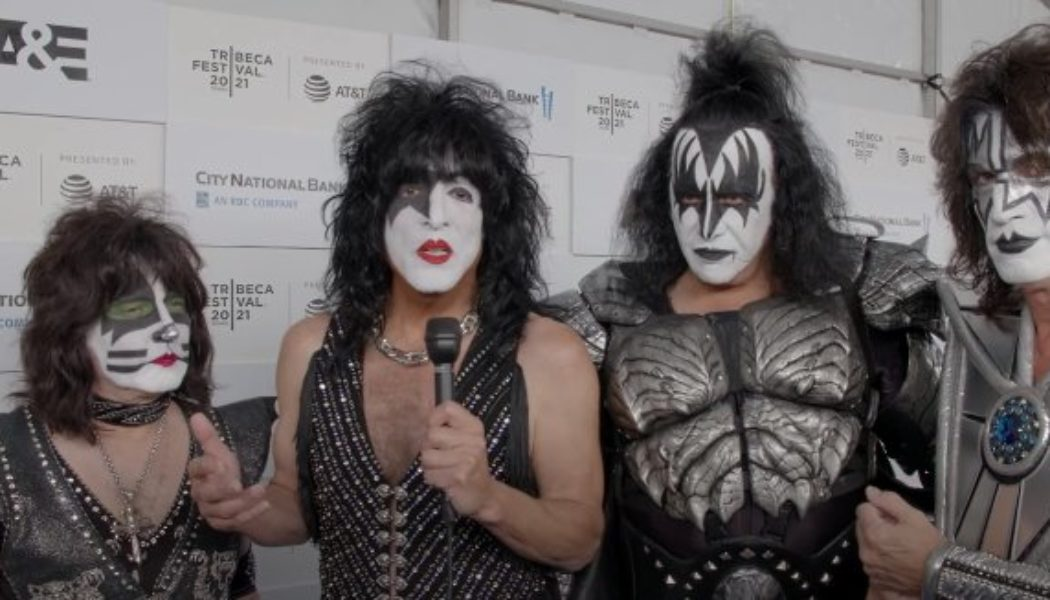 PAUL STANLEY: Why Now Is 'Best Time' To Tell KISS Story In New A&E Documentary