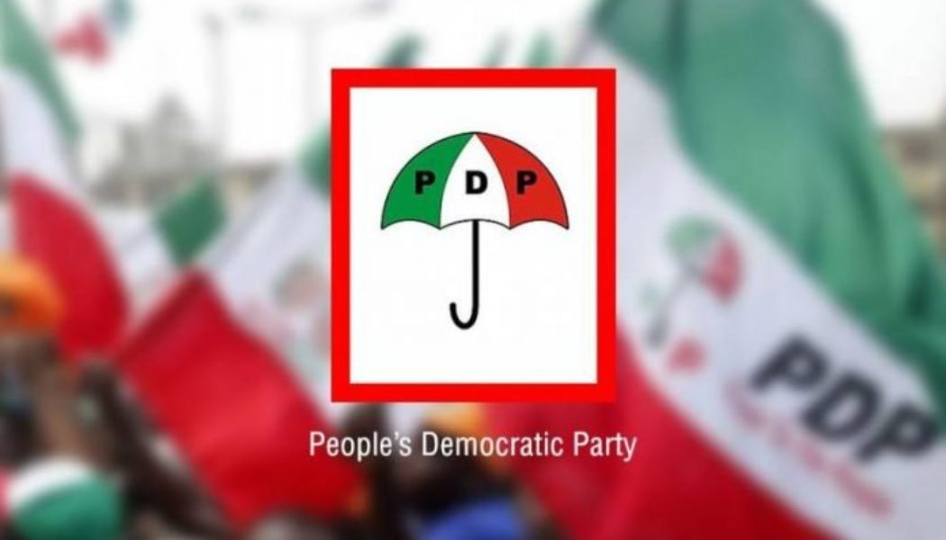 Plateau council poll: PDP accuses PLASIEC of plotting to exclude party in election