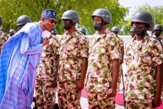 President Buhar: We won't rest until peace is fully restored in Borno
