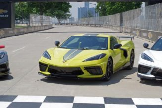 Production-Limited 2022 Chevy Corvette Special Edition Celebrates IMSA Racing Success