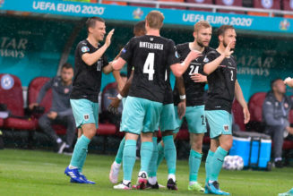Real Madrid man stars in entertaining afternoon – Austria 3-1 North Macedonia Player Ratings