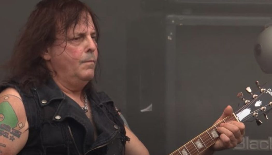 ROSS THE BOSS Says Not Producing METALLICA Was One Of 'Biggest Mistakes' Of His Career