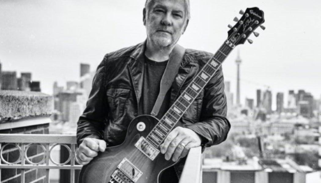 RUSH's ALEX LIFESON Releases First New Music In Close To A Decade