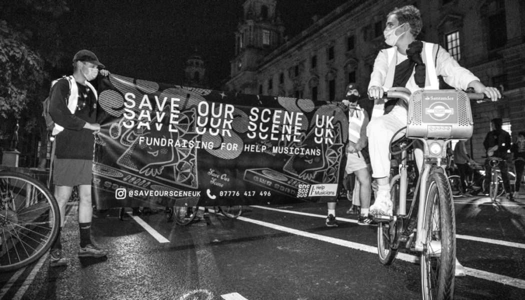 """Save Our Scene to Host """"Freedom to Dance"""" Event in Protest of UK Restrictions"""