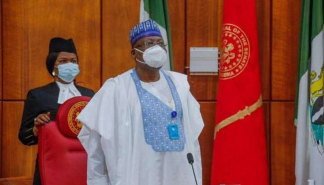 Senate committee gets 14 days to process President Buhari's N2.343 trillion loan request