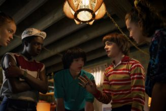 Stranger Things is getting a companion podcast and Magic: The Gathering cards