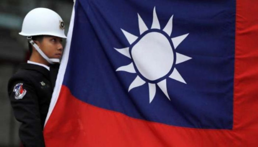Taiwan reports largest incursion yet by Chinese air force