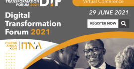 Take Control of Your Company's Digital Transformation – Register for #DTF2021