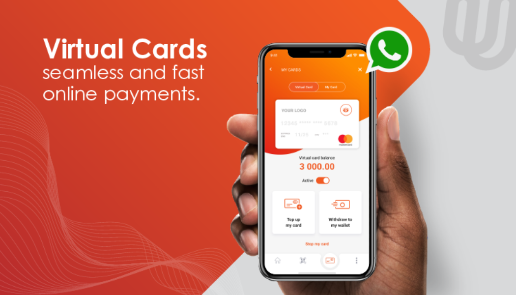 Telkom Launches Africa's First Virtual Banking Card with Ukheshe