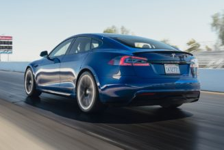 Tesla Could Have Built a Quad-Motor Model S Beyond Plaid—Here's Why It Didn't