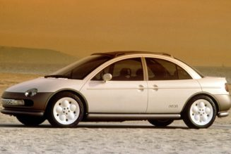 The Chrysler Aviat Was the Cooler Neon Coupe That Never Was