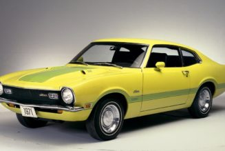 The Ford Maverick Has an Appropriate Namesake in the '70s Compact Car