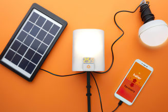 The Haller Foundation Partners with Deciwatt to Improve Accessibility for Safe Sources of Light and Electricity in Kenya
