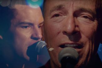 """The Killers and Bruce Springsteen Re-Record """"A Dustland Fairytale"""": Stream"""