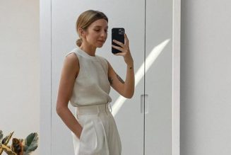 These Linen Pieces Will Instantly Give You That Holiday Feeling