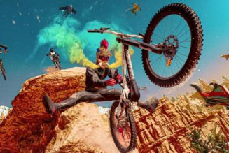 Ubisoft's extreme sports MMO Riders Republic is launching in September
