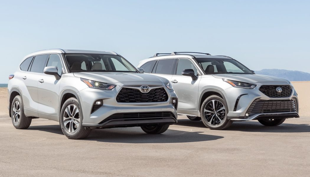 What's the Best 2021 Toyota Highlander Trim? Here's Our Guide