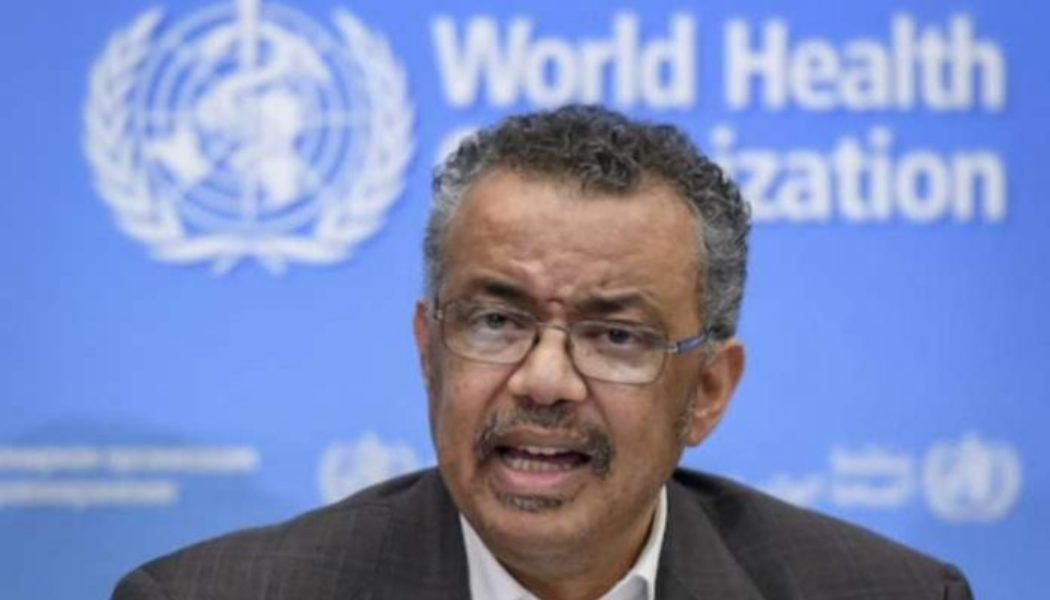 WHO seeks G7 support to meet vaccination targets
