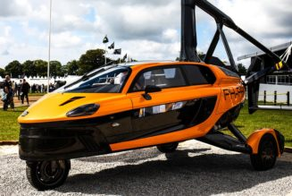 A Closer Look at the PAL-V Liberty, the World's First Official Flying Car