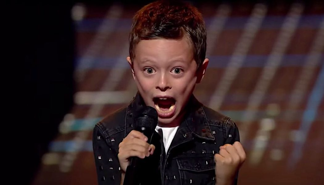 """AC/DC-Loving Boy Ends Run on The Voice Kids Spain with Performance of Europe's """"Final Countdown"""": Watch"""
