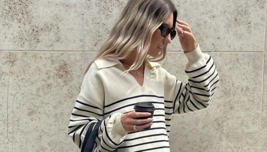 Arket's Most Coveted Jumper is Finally Back in Stock and It Won't Hang Around