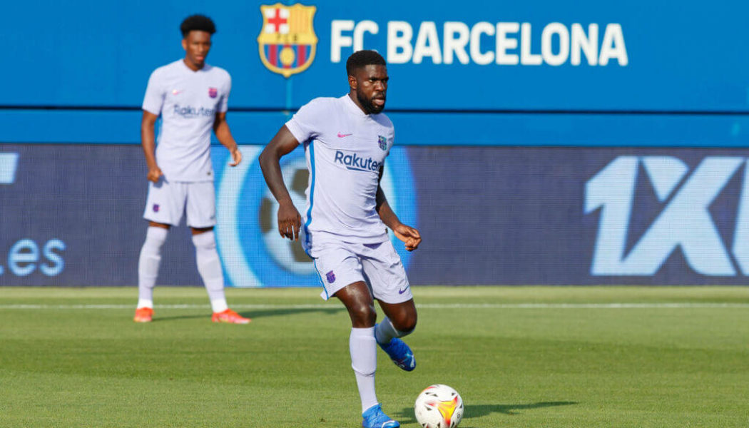 Barcelona have put £212,000-a-week star on shop window, keen to offload him – report