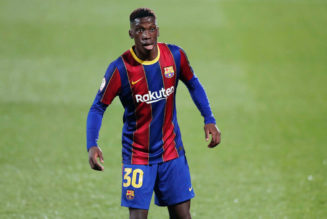 Barcelona leave out €25m-rated youngster from pre-season duty amid contract stand-off – report