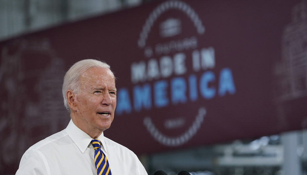 Biden's economic gains come with newer worries about the future