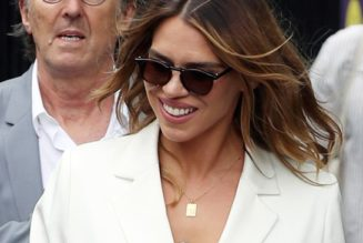 Billie Piper Just Wore the Most Perfect Wimbledon Outfit