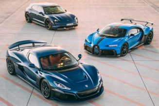 Bugatti Joins Forces With Electric Supercar Maker Rimac