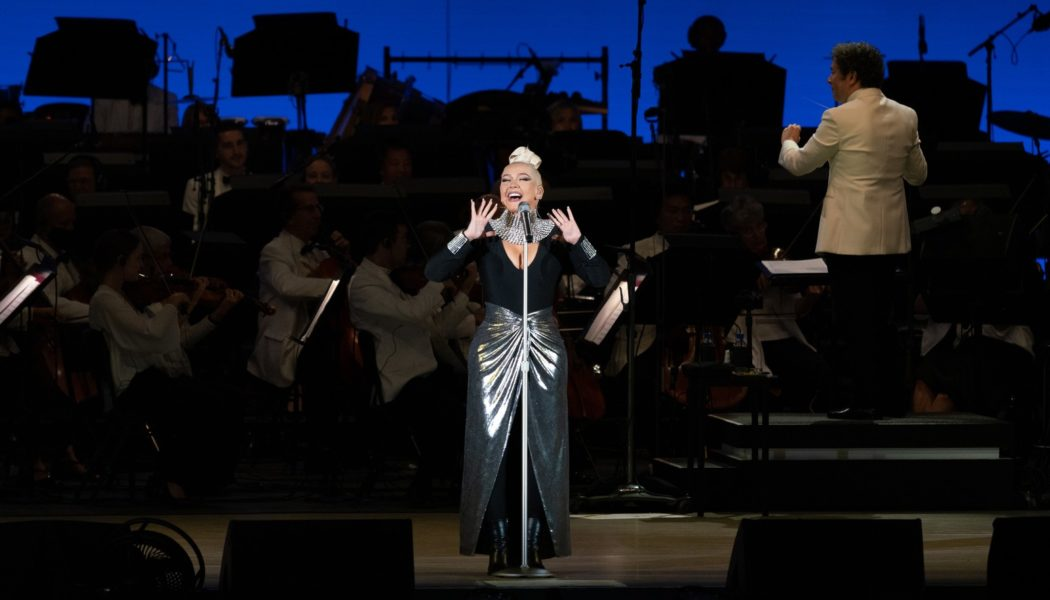 Christina Aguilera Reimagines Her Biggest Hits With the LA Philharmonic at the Hollywood Bowl