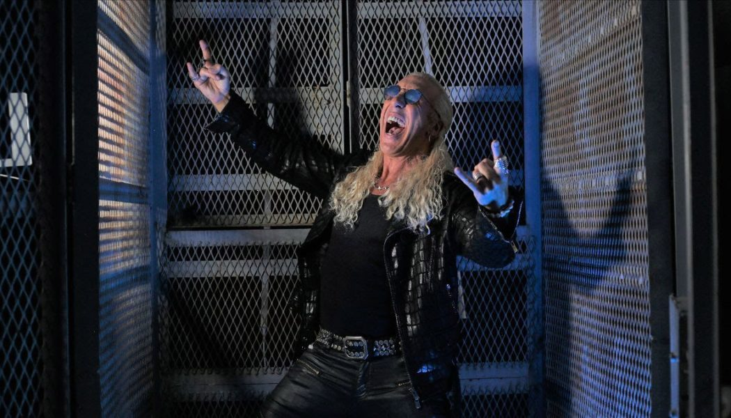 Dee Snider Announces Streaming Concert Filmed in Front of Live Audience