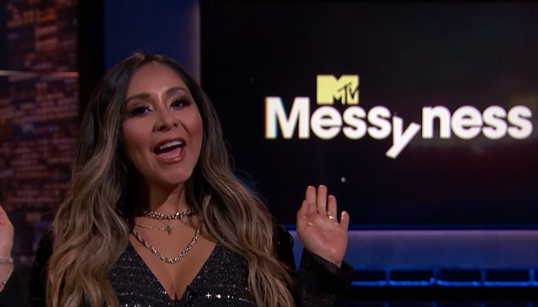 First Look: MTV Is About To Celebrate Messyness