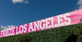 Frieze Viewing Room to Feature for the First Time in Los Angeles