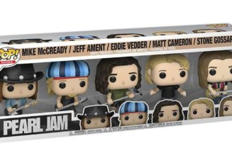 Funko Rolls Out Figurines of BTS, Green Day, Pearl Jam, and More for Popapalooza 2021