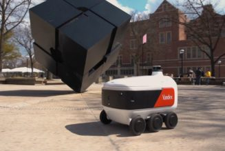 Grubhub will use Russian-made robots to deliver food on college campuses
