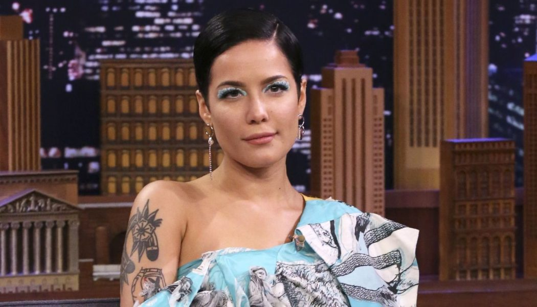 Halsey Is 'Powered By Love' For Her Newborn Child