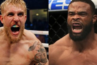Jake Paul and Tyron Woodley Fight Receives New Match Date