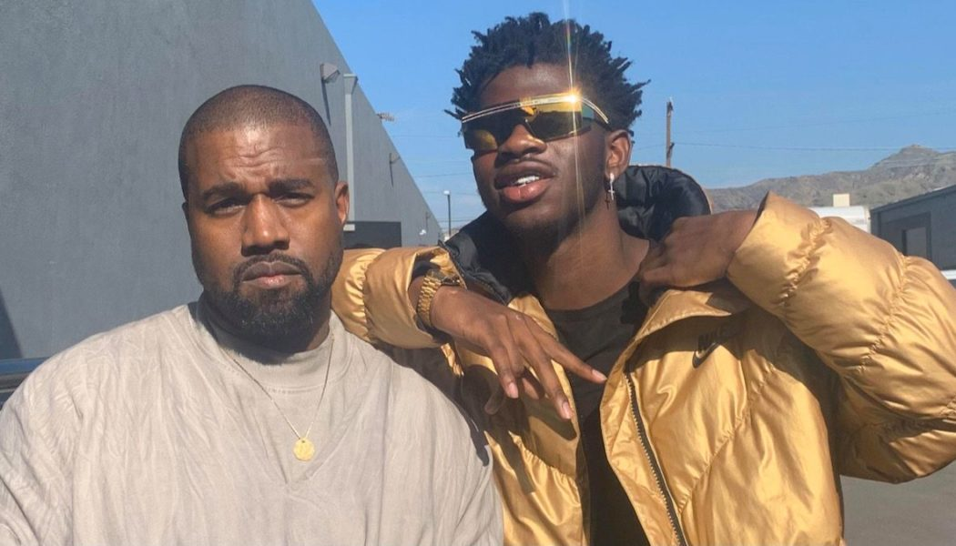 """Lil Nas X Releases New Song """"Industry Baby"""" Produced by Kanye West: Stream"""