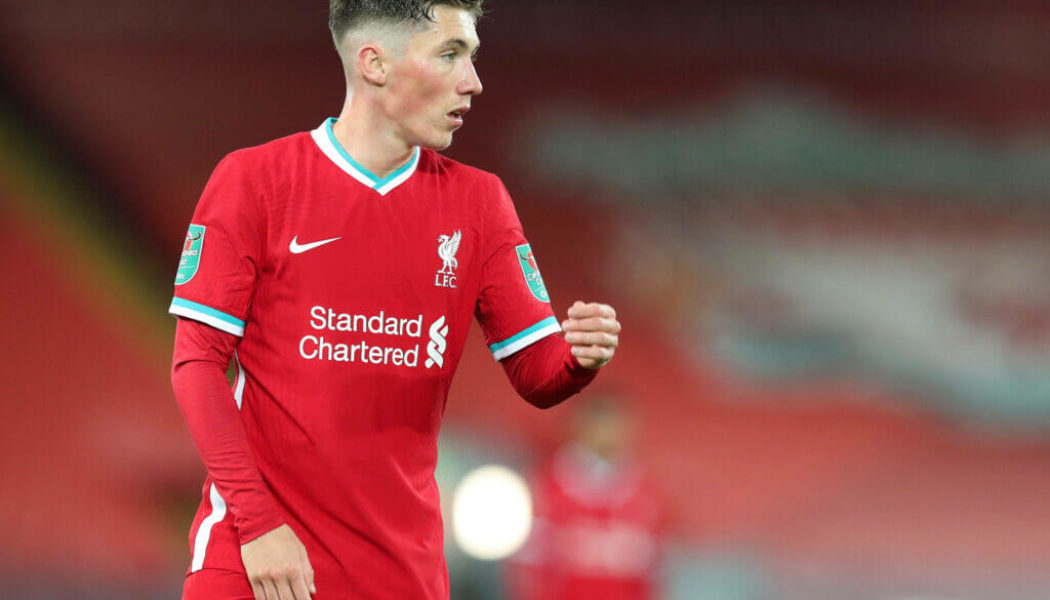 Liverpool forward set to complete transfer away from Anfield