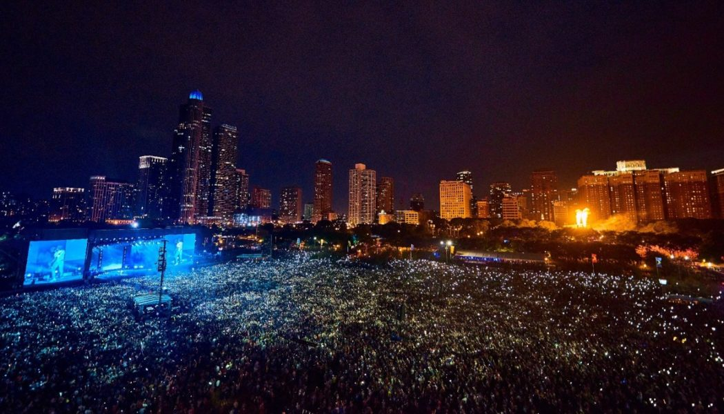 Lollapalooza Ramps Up Personnel to Support COVID-19 Vaccine Screening Measures
