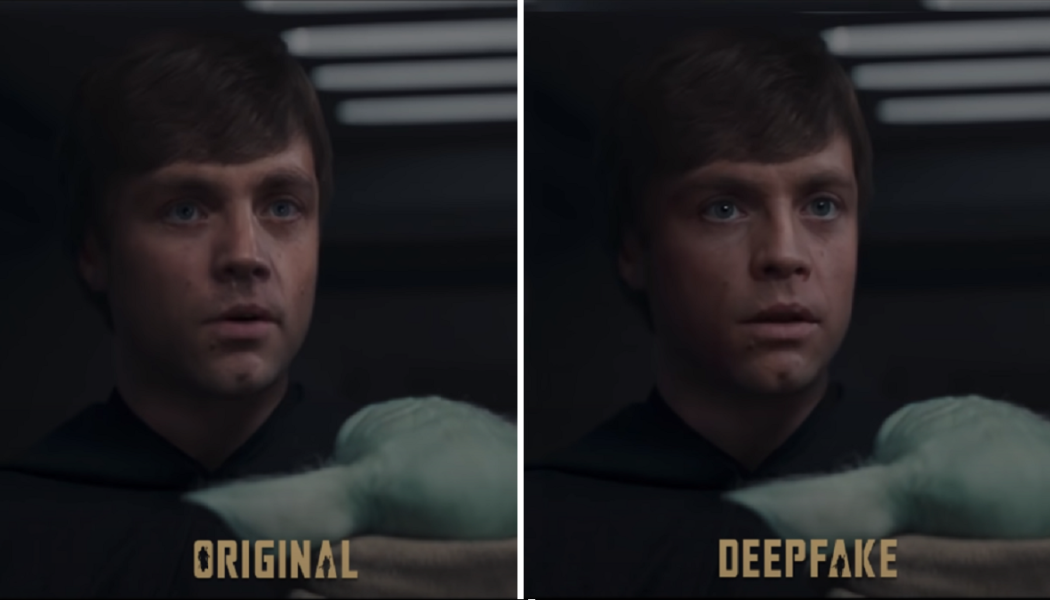 Lucasfilm Hires Viral YouTube Deepfaker Who's Better Than Them
