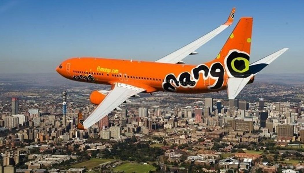 Mango Airlines Placed Under Business Rescue as Bankruptcy Looms