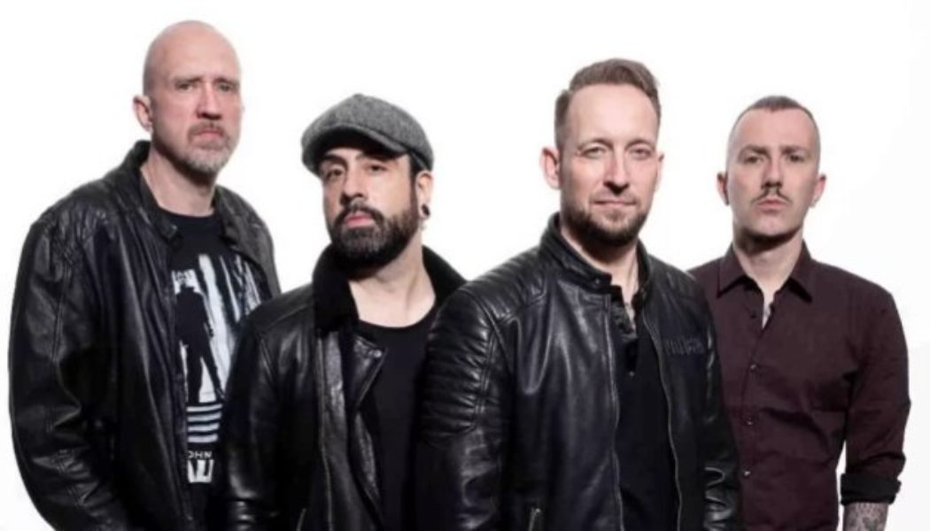 MICHAEL POULSEN Wrote Upcoming VOLBEAT Album In 'Only Three Months'